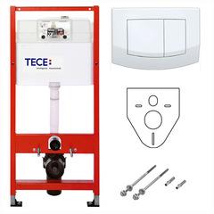 Инсталляция для унитаза с клавишей TECE TECEambia/TECEbase K400200 фото