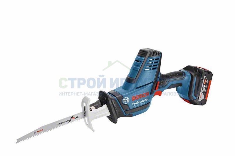 Пилы сабельные Аккумуляторная ножовка Bosch GSA 18 V-LI C (06016A5001) ff64b09c2045c16ff1a2349d0a9af8f4