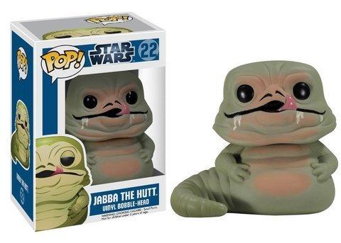 Фигурка Funko POP! Bobble: Star Wars: Jabba the Hutt 2594