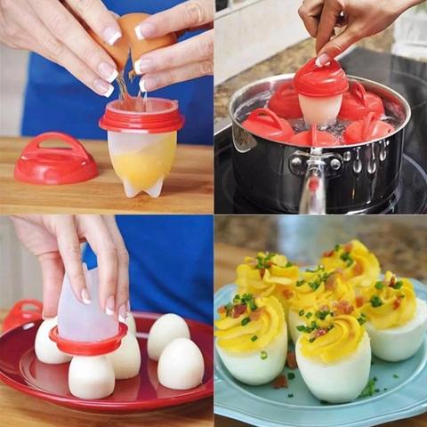 Форма для варки яиц (набор 6 шт)