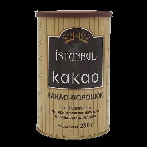 Какао турецкий ISTANBUL KAHVE, 250 гр