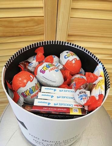 Коробка со сладостями #88878
