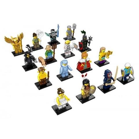 LEGO Minifigures: серия 15, 71011 — LEGO Minifigures - Series 15 — Лего Минифигурки