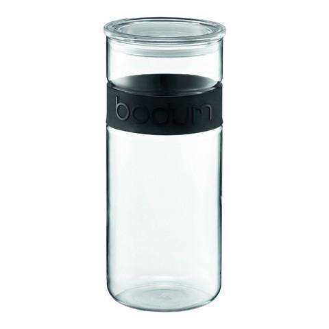 Банка для хранения Bodum Presso (2,5 литра), черная