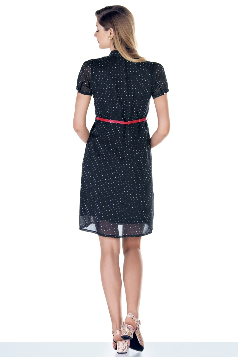 Платье для беременных 09609 сердечки