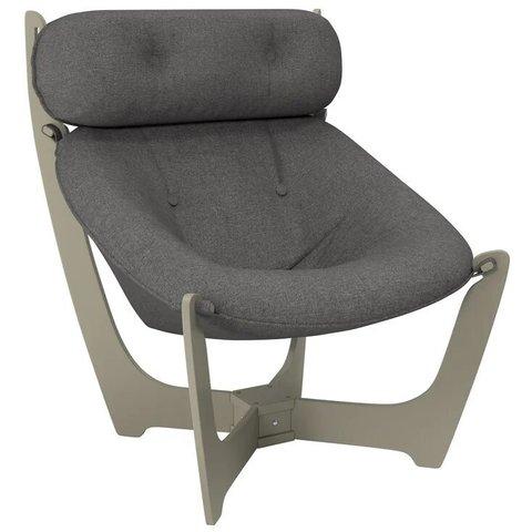 Кресло для отдыха Комфорт Модель 11 серый ясень/Montana 802