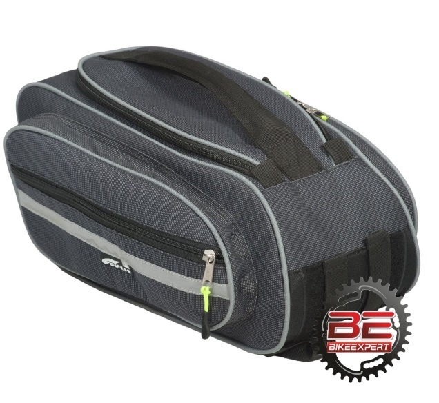 Велосумка на багажник Course ДЖАСТ-3