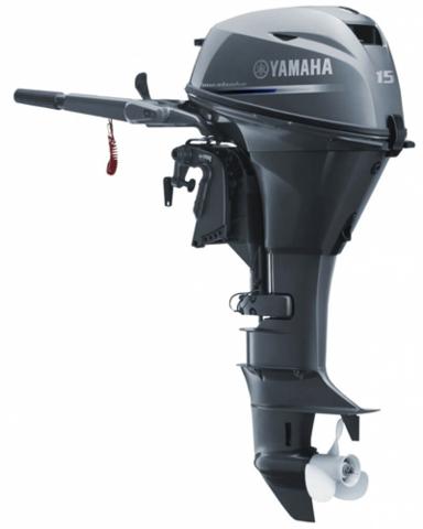 Лодочный мотор Yamaha F15 CEHS
