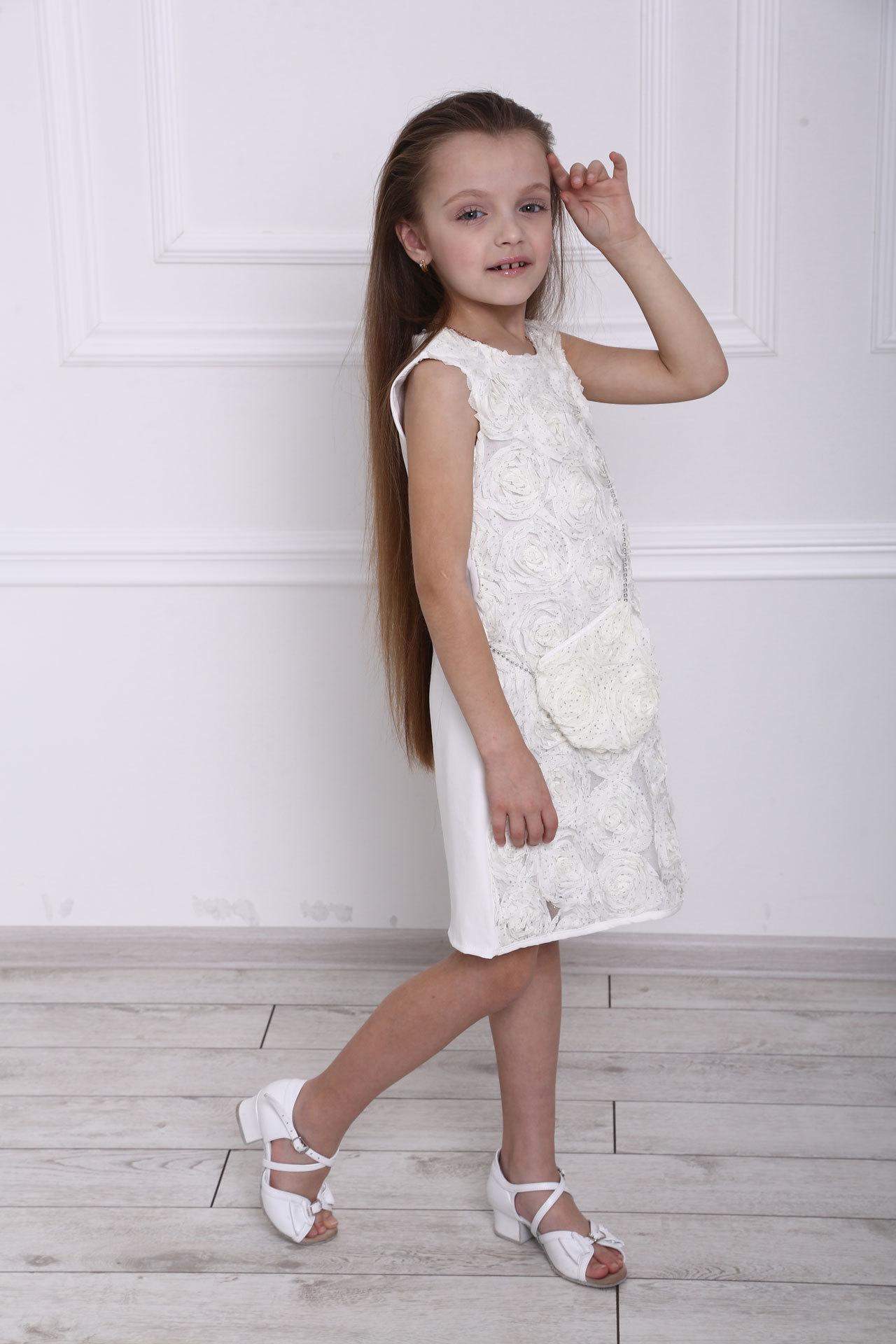 Платье для девочки Wecan, 20292