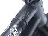 BMX Велосипед Karma Ultimatum LT 2020 (черный) вид 3