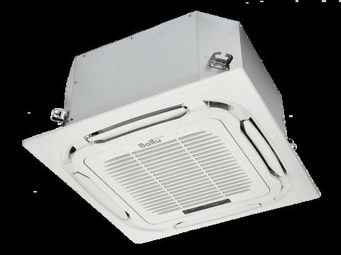 Комплект Ballu Machine BLCI_C-18HN8/EU (compact) инверторной сплит-системы, кассетного типа