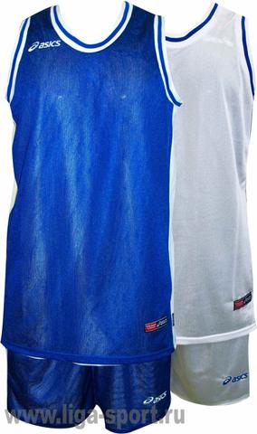 Форма баскетбольная Asics Set BASKET REVERSIBILE T321Z4 (0143)
