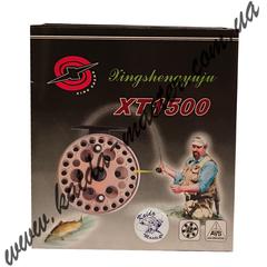 Катушка инерционная XT 1500 2 подшипника