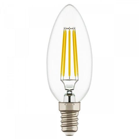 ретро–лампа Filament Bulb C35-2Led