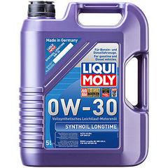 8977 LiquiMoly Синт.мот.масло Synthoil Longtime 0W-30 SM/CF;A3/B4(5л)