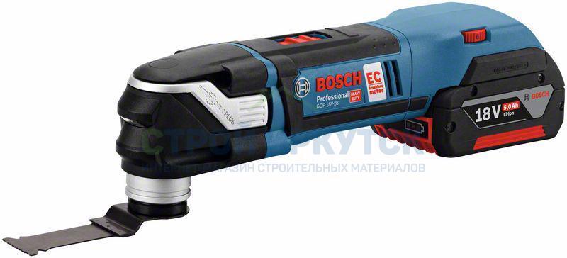 Электрические ножницы Аккумуляторный универсальный резак Bosch GOP 18V-28 (06018B6002) a02d859d3a4b265db4be1ce99060bb02