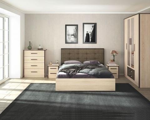 Спальня модульная ЛИРИКА-9