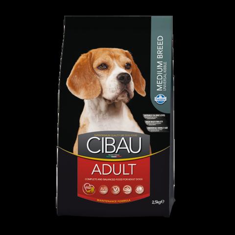 Farmina Cibau Adult Medium Сухой корм для собак средних пород