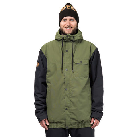 Куртка Horsefeathers RAVEN JACKET (cypress)