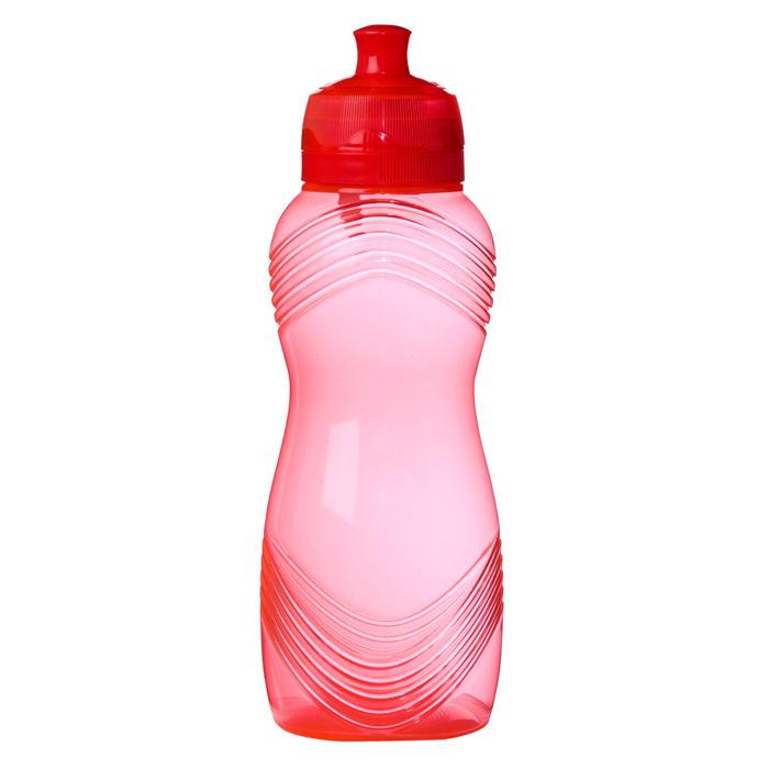 """Бутылка для воды Sistema """"Hydrate"""" 600 мл, цвет Красный"""