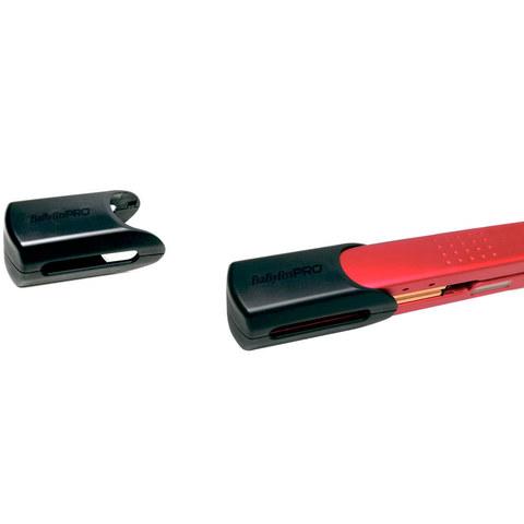 Щипцы BaByliss Pro Red Titanium, 28х110 мм, 63Вт
