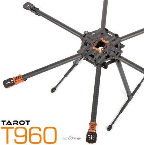 Карбоновая рама гексакоптера TAROT T960 FYT960