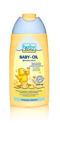 Детское масло Babyline / Baby-oil 250 мл