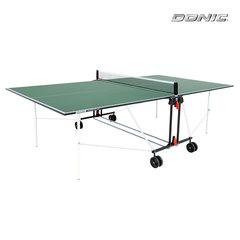 Теннисный стол DONIC INDOOR ROLLER SUN GREEN 19mm , с сеткой