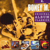Boney M. / Original Album Classics (5CD)