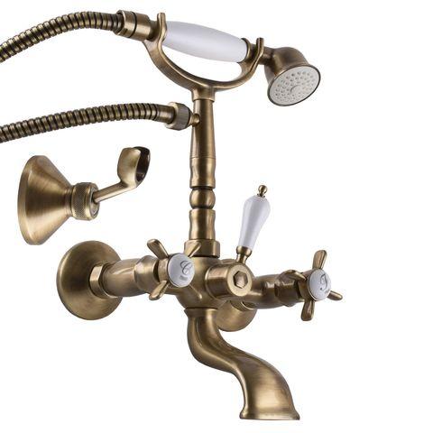 Смеситель для ванны TRES RETRO 5241700161