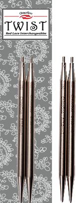 7503-6 Съемные спицы 8 см, металл, 4 мм