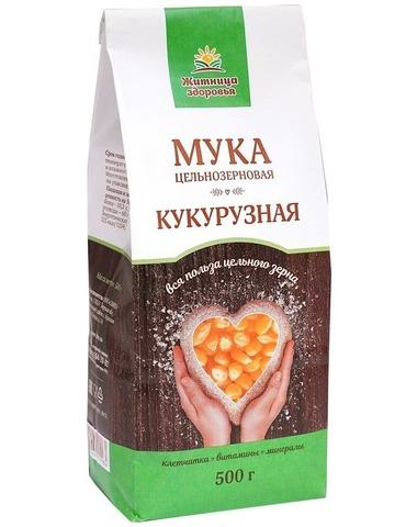 Мука кукурузная 500 гр.
