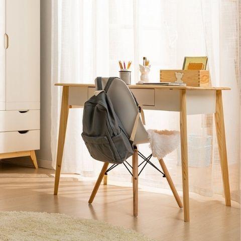 Письменный стол на тонких ножках Кидс 2