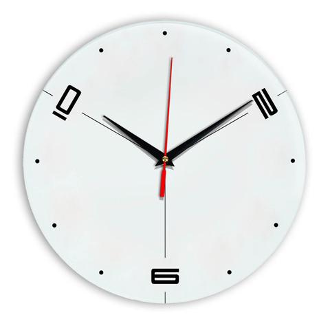 Настенные часы Ideal 955 белые