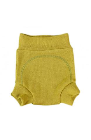 Шерстяные штанишки с усилением (Липа, S)