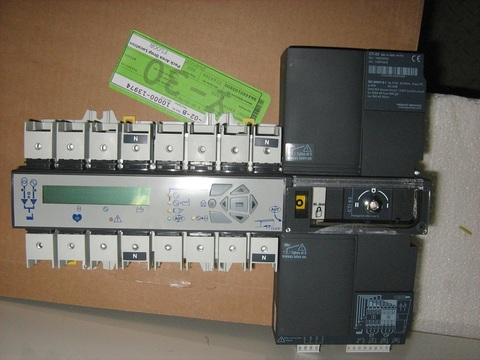 Контроллер с переключателем 63А / SWITCH АРТ: 10000-13974