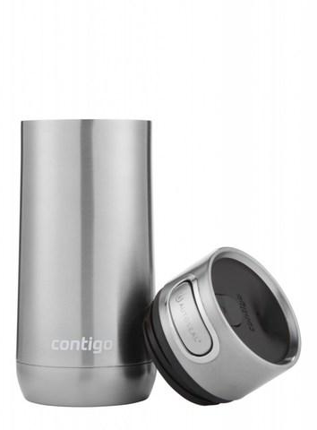 Термокружка Сontigo Luxe Stailnless Steel (0,36 литра), стальная