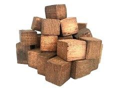 Дубовые кубики  (Средний Обжиг)