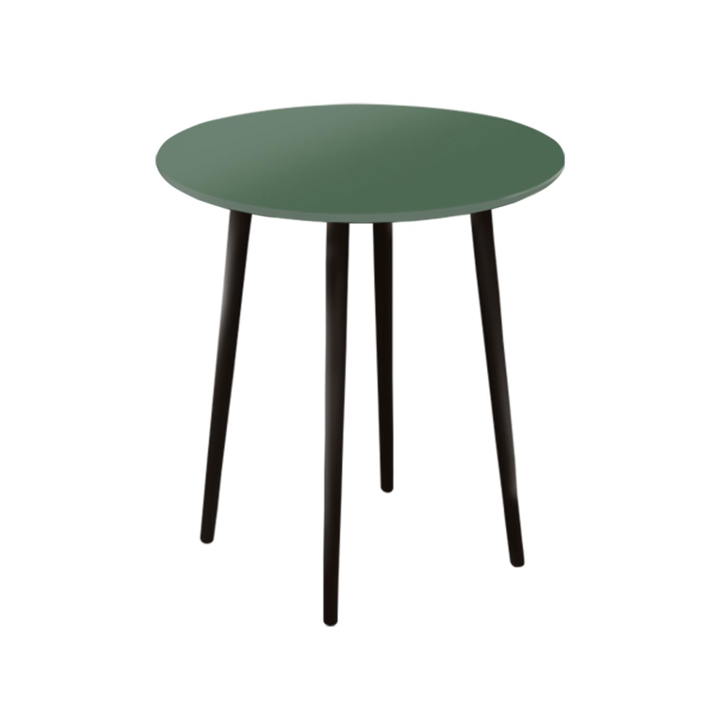 Маленький обеденный стол Спутник 70 см - вид 6