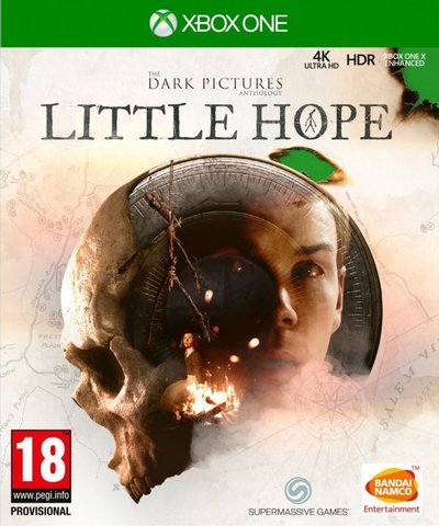 The Dark Pictures: Little Hope (Xbox, русская версия)