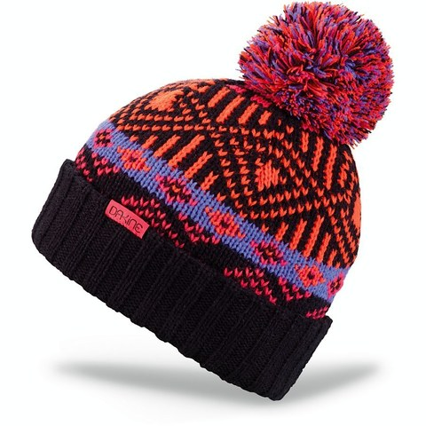 Картинка шапка Dakine Cora Black - 1