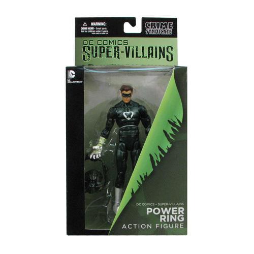 New 52 Super Villains DC Comics - Power Ring