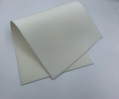 Бельевой поролон молочный 3 мм
