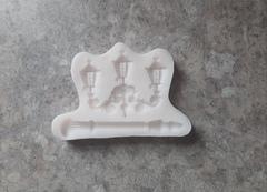 Молд Уличный фонарь   из  2-х   частей