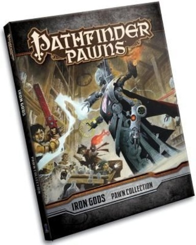 PTHF: Iron Gods Adventure Path Pawn Collection