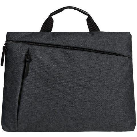 Burst HotDoc Document Bag, dark grey