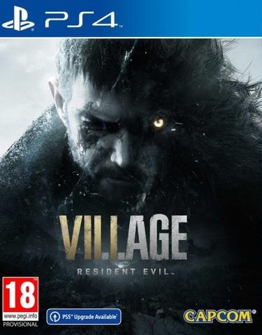 Resident Evil Village (PS4, русская версия)