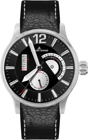 Купить Наручные часы Jacques Lemans 1-1741G по доступной цене