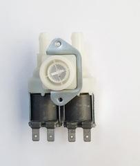 Заливной клапан 2Wx90 (клеммы раздельно) стиральной машины ARISTON, INDESIT 047185