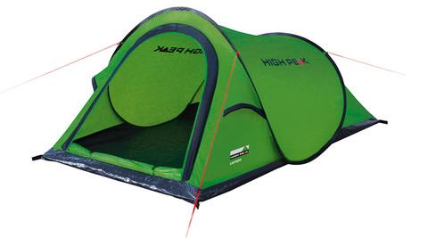 Туристическая палатка High Peak Campo